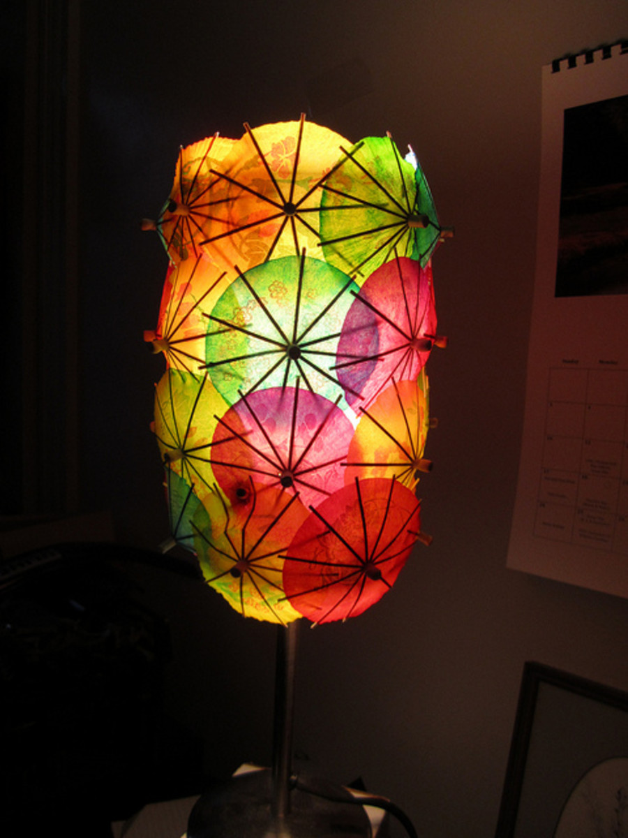 Diy Lamps Amp Lights Roundup Of Home D 233 Cor Craft Projects