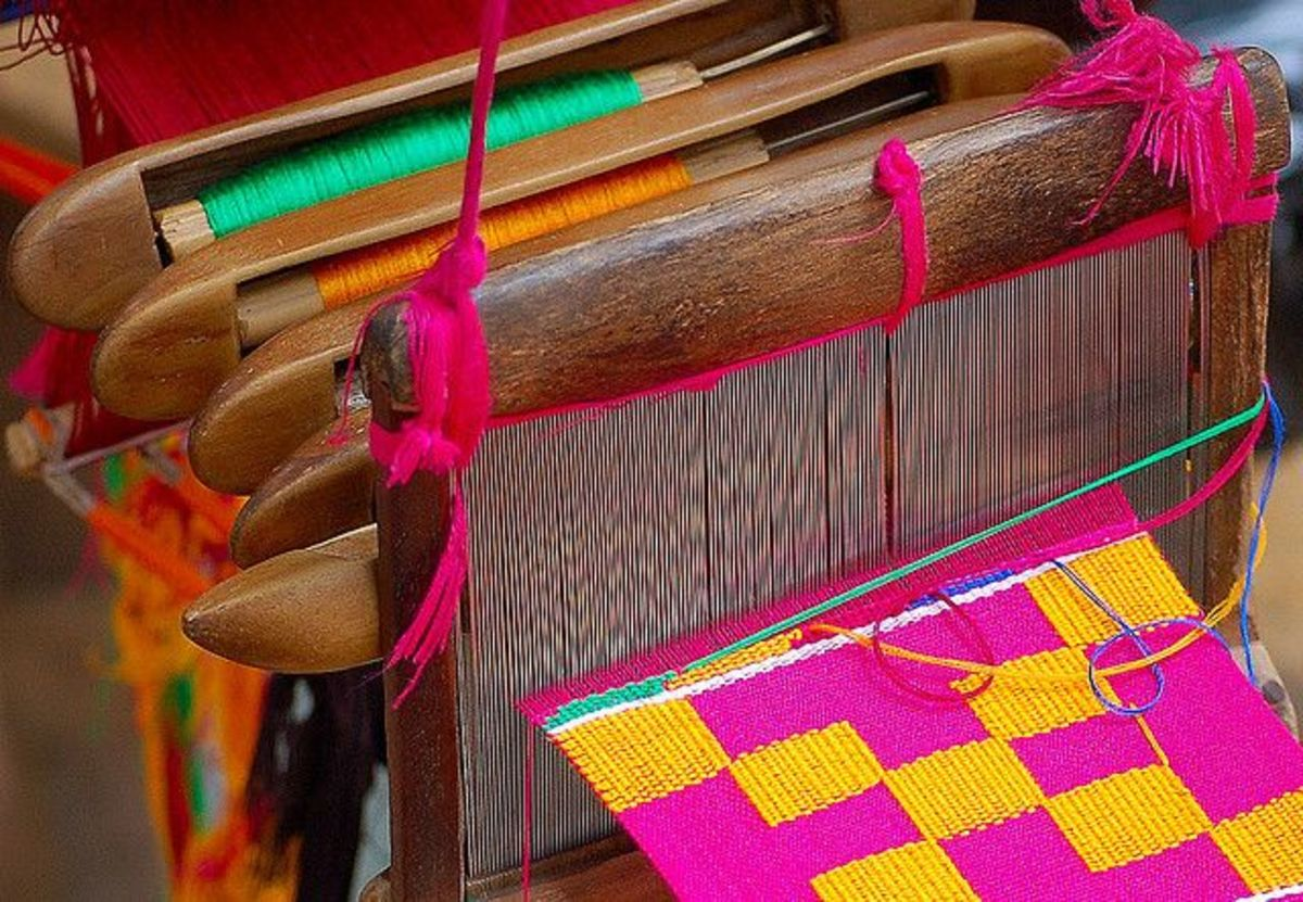 Weaving Tutorials For Beginners Amp Kids Loom Techniques