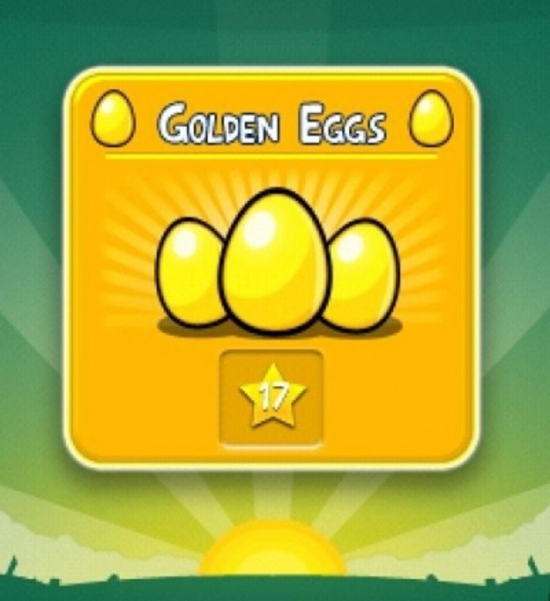 Angry Birds Golden Eggs