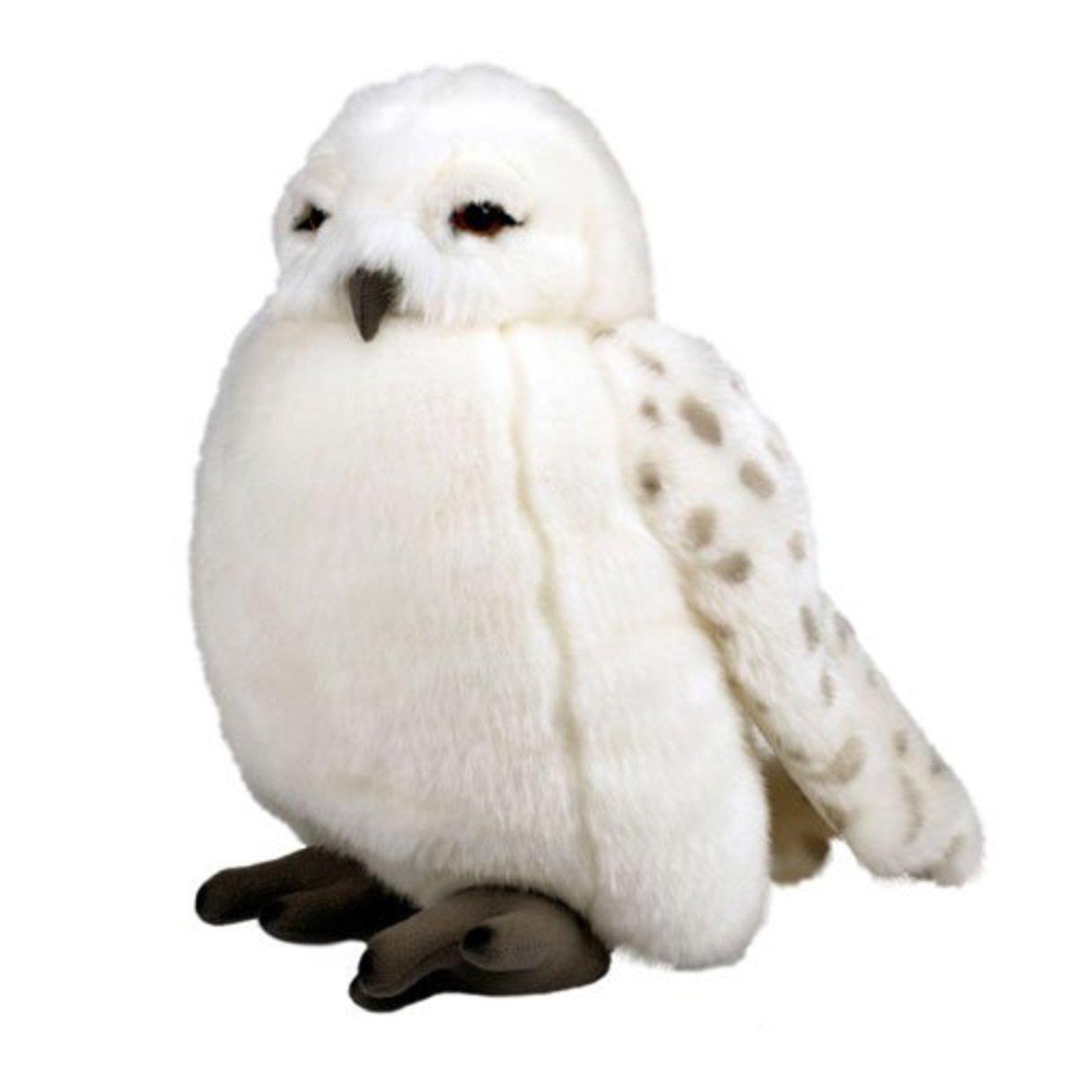 Hedwig Plush Toy