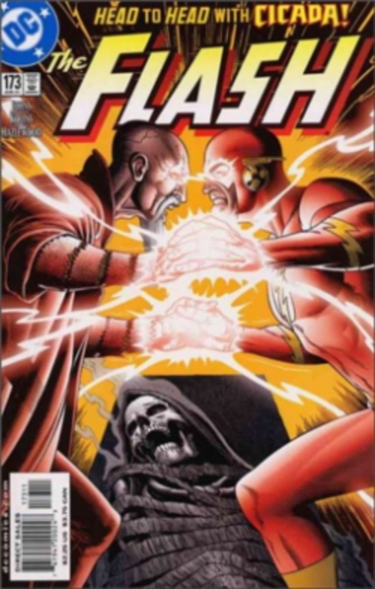 The Flash #173: Blood Will Run
