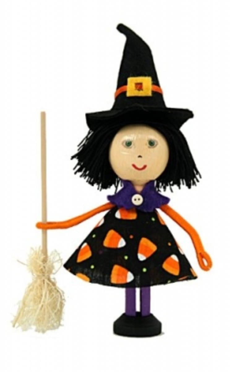 Witch Crafts Doll Kit