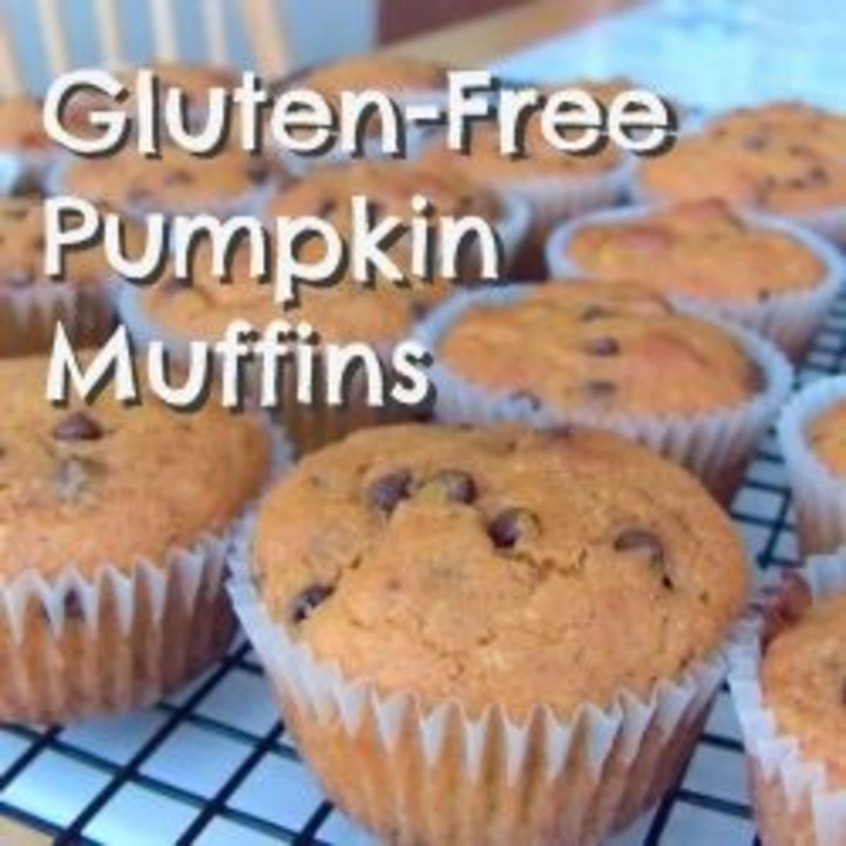 Gluten Free Chocolate Chip Pumpkin Muffin Recipe (Plus With-Gluten Alternative)