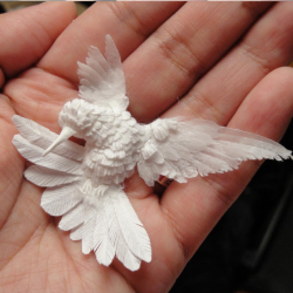 Paper Sculpture Techniques & Inspiration | Video Tutorials for ...