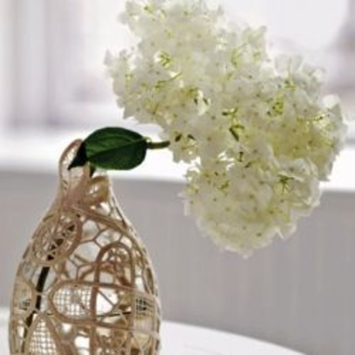Decorating Ideas Using Doilies