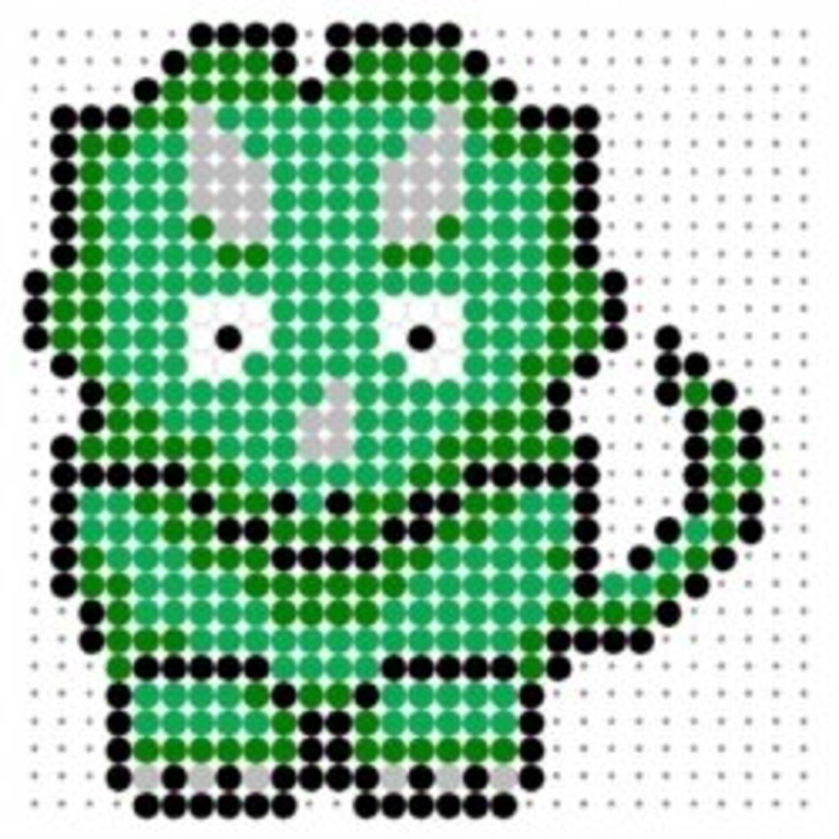 Animal Perler Bead Patterns | HubPages