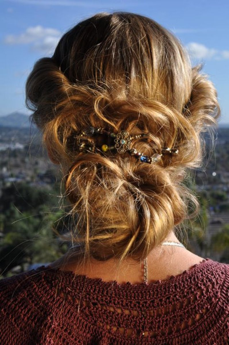 Lilla Rose Hair Jewelry Flexi Clips Hubpages