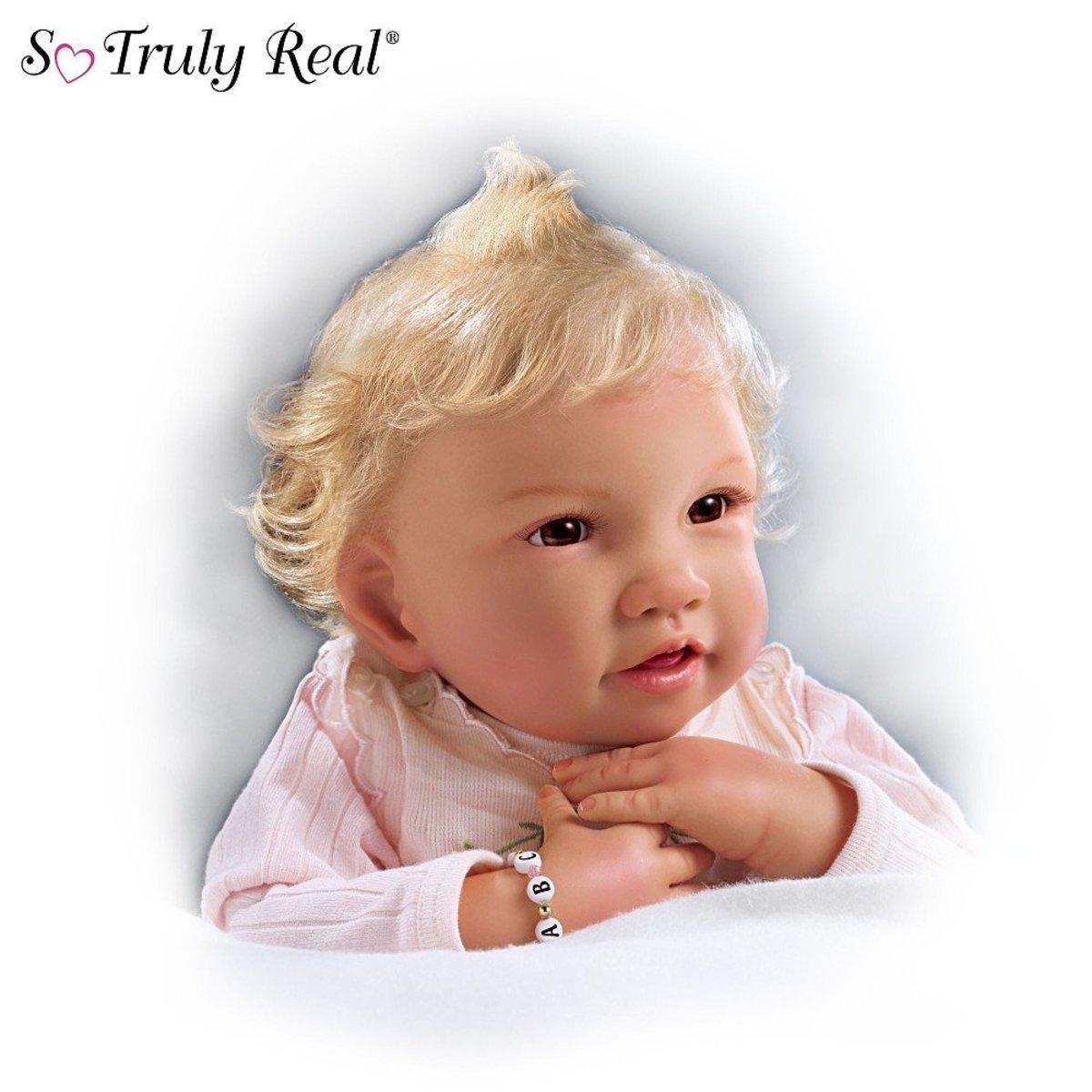 Reborn dolls are amazing!