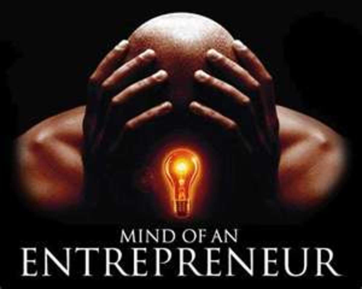 The Essence of Entrepreneurship