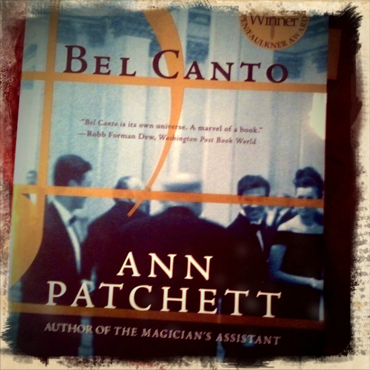 Published in 2001, Bel Canto won the Orange Prize for Fiction and the PEN/Faulkner Award.
