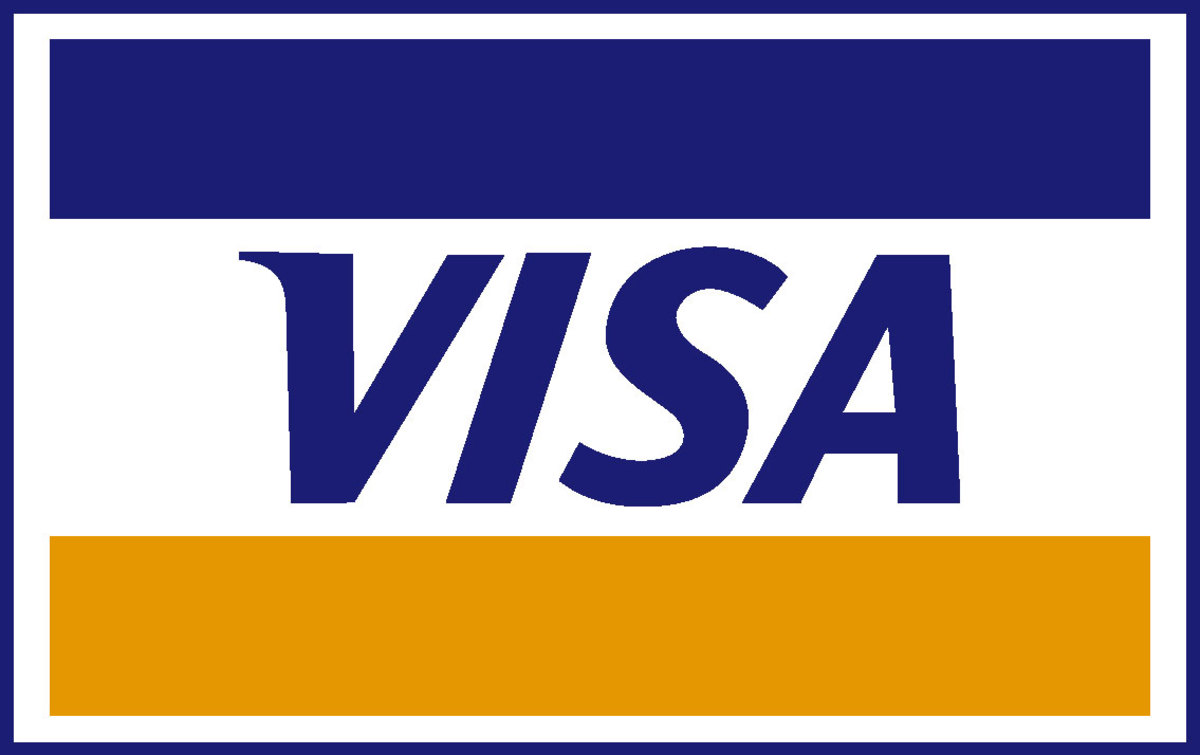 VISA IS READY WHEN YOU ARE