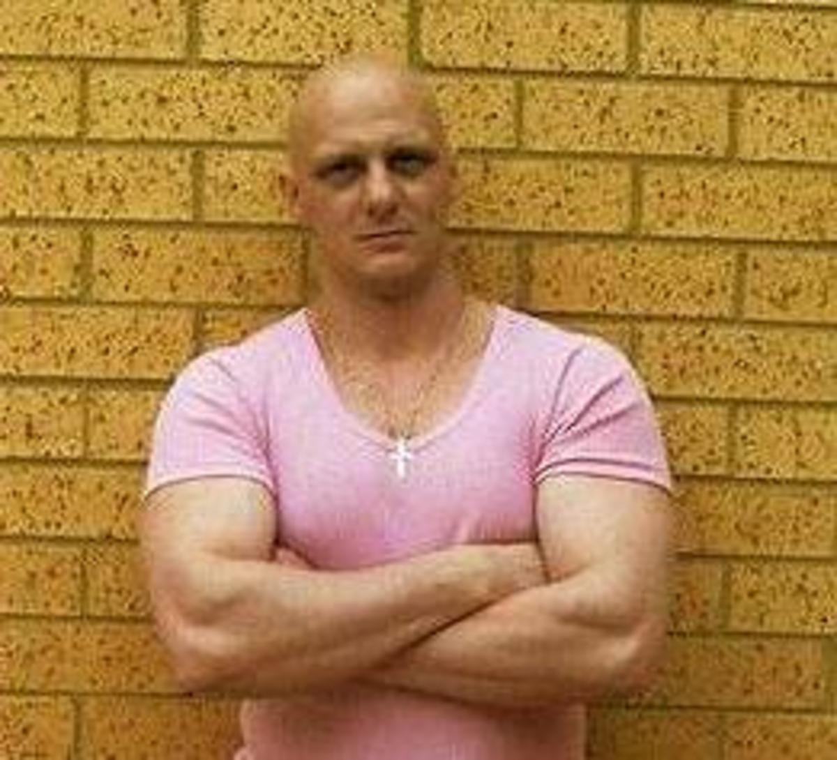 Convicted of Carl Williams murder- Matthew Johnson