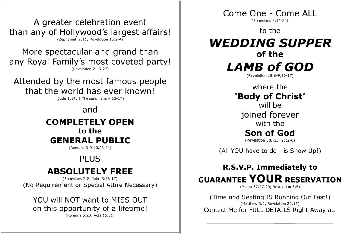 the-wedding-supper-of-the-lamb-of-god-the-coming-kingdom-of-the-lord