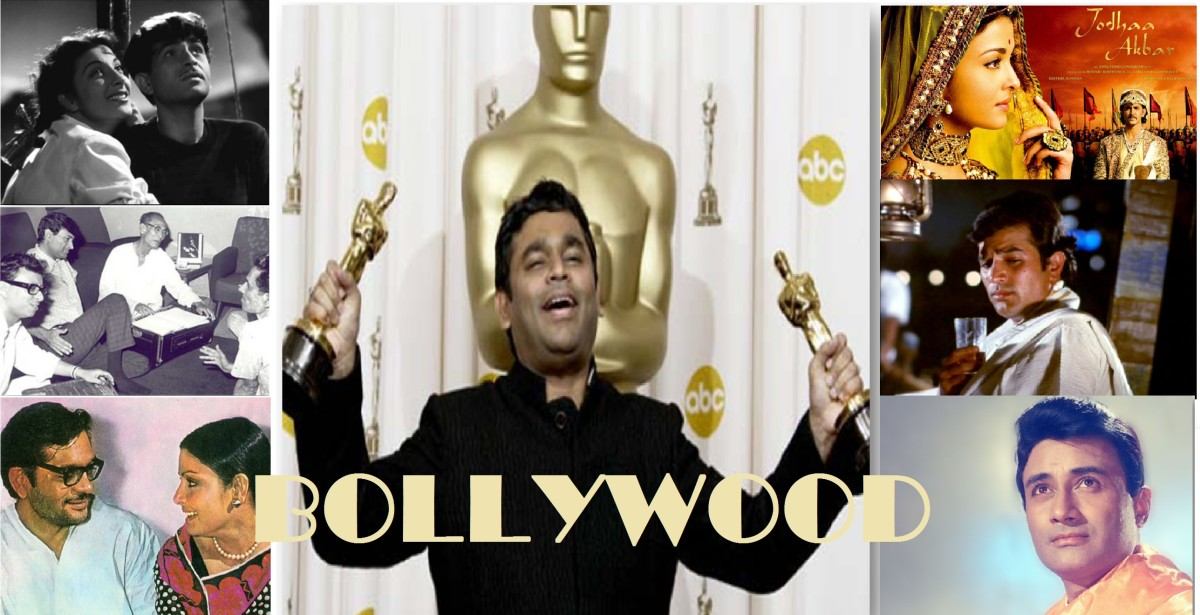 Best Songs of Bollywood : A R Rahman with Two Oscars (2010) brought Bollywood Music to global attention