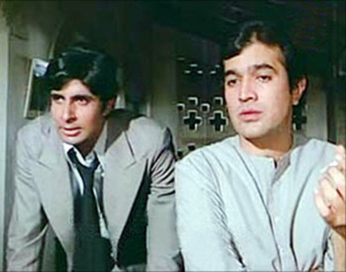 Rajesh Khanna reserved his place in history with the movie Anand, for which this song was composed.