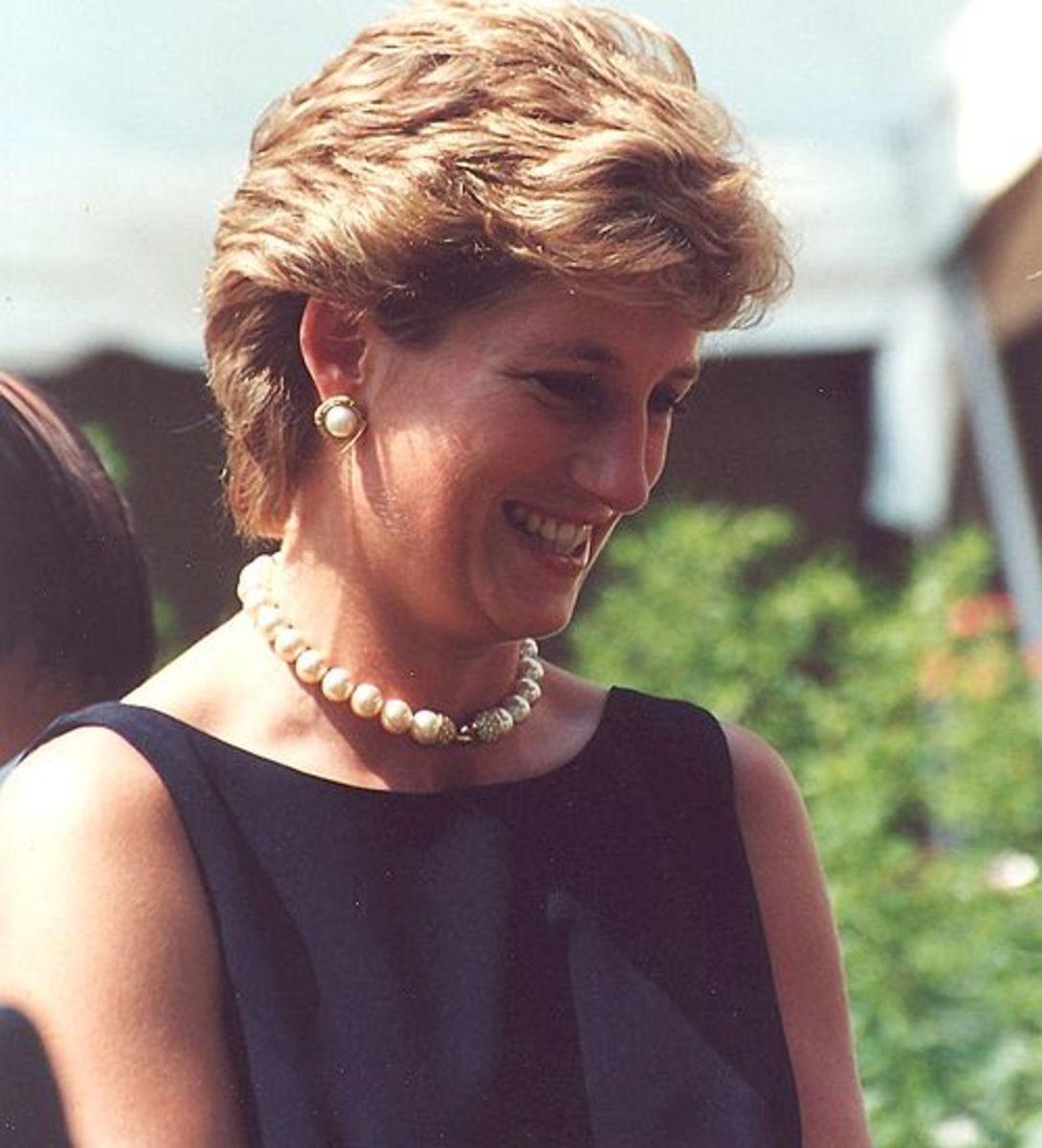 Princess Diana by Nick Parfjonov