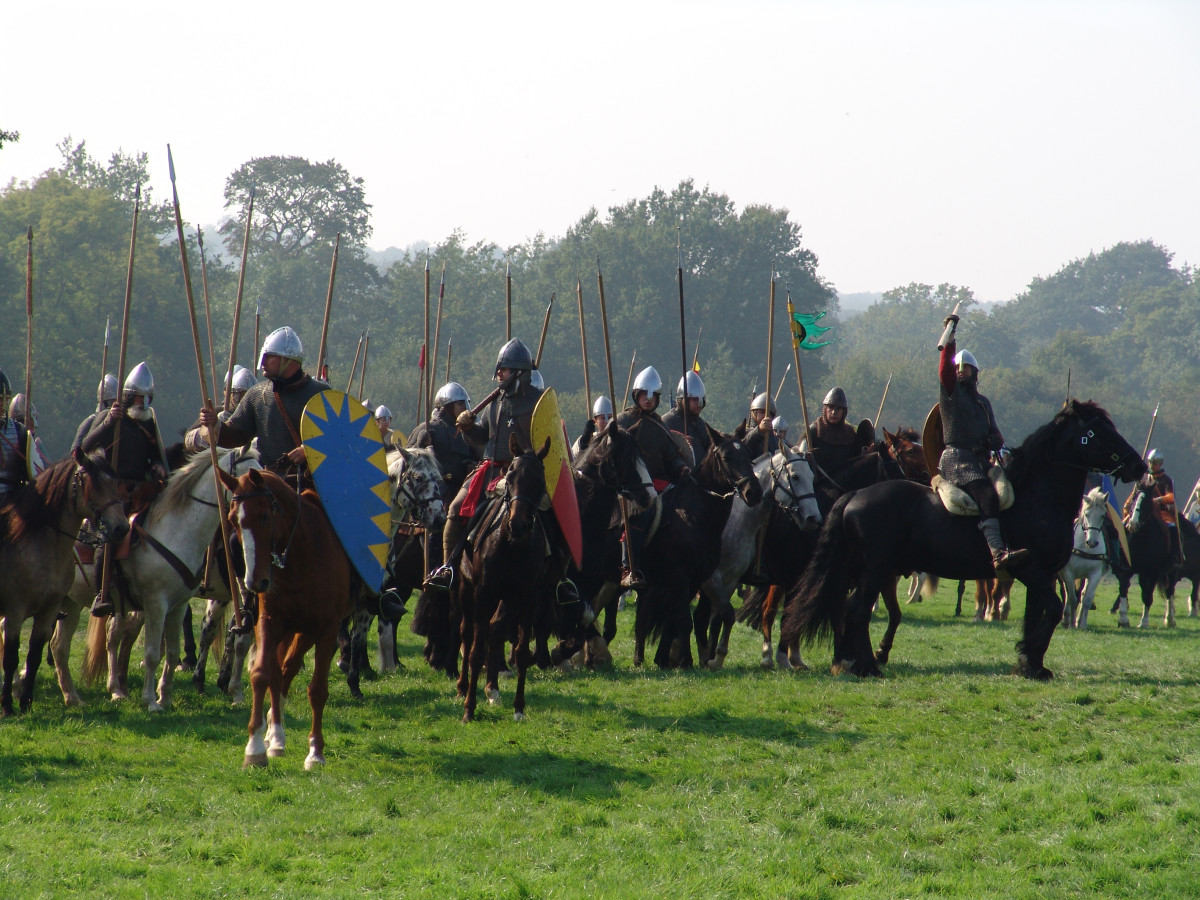 In 1066, the Battle of Hastings began the Norman Conquest. It had a huge impact on the history of the English language.