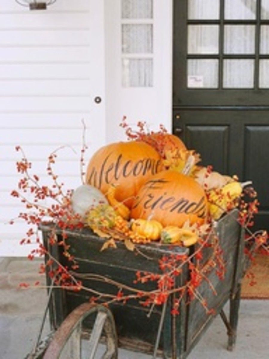 Great Decorating Ideas for Fall and Anticipation of the Changing Seasons