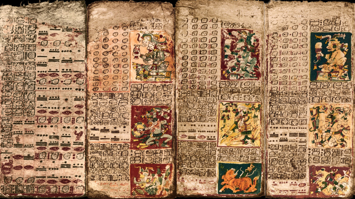 The Maya Codices