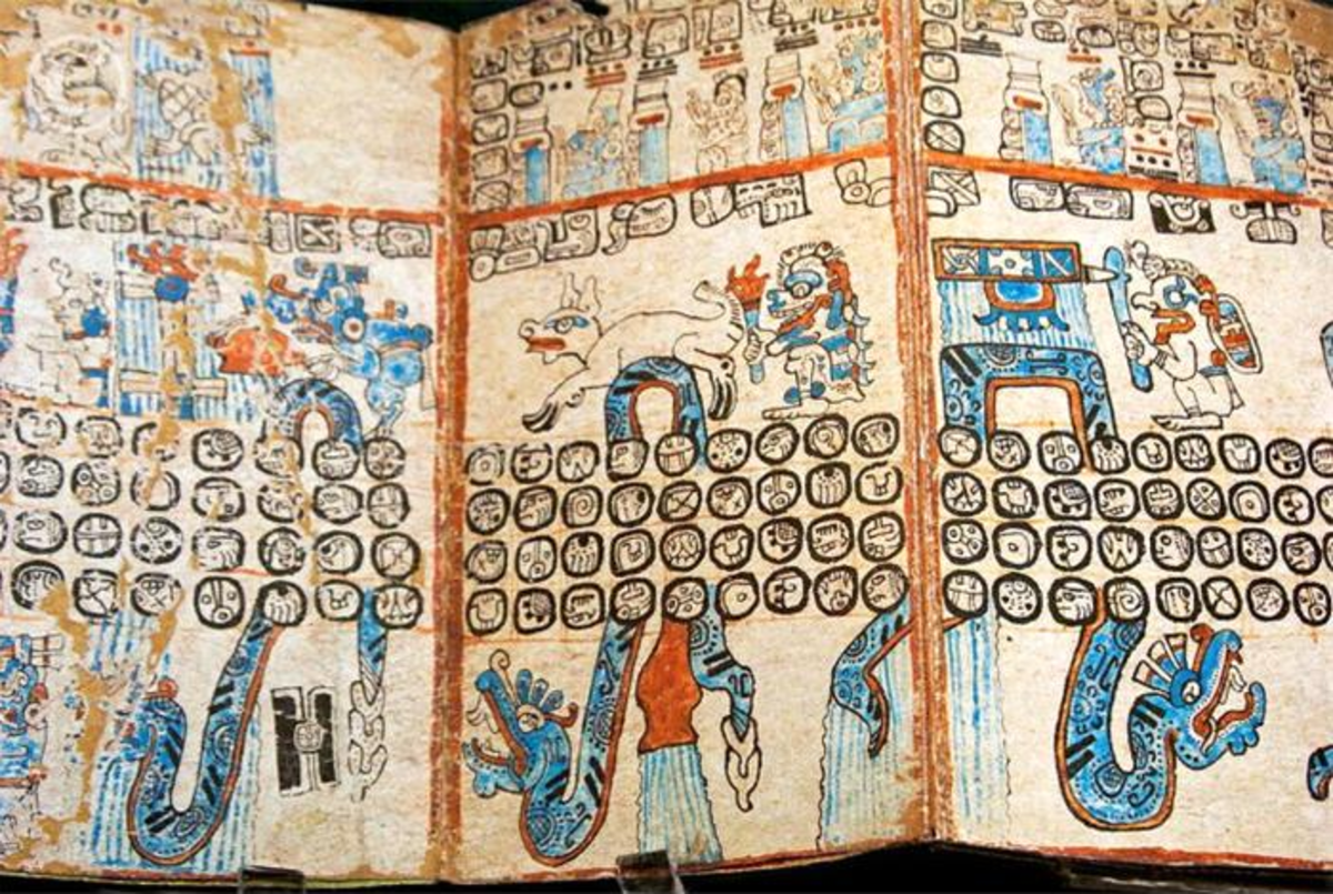 The Grolier codex