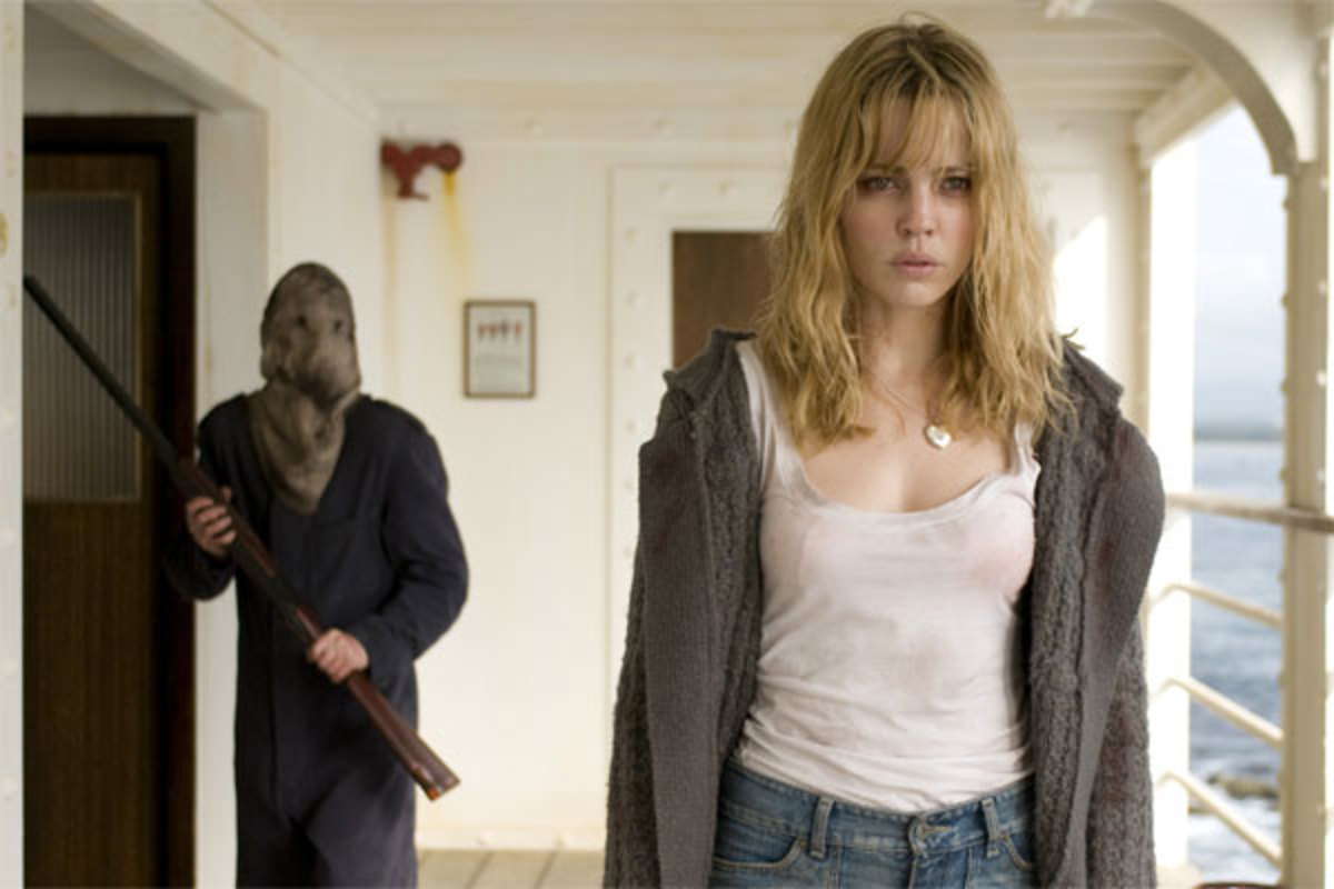 Movie still, Melissa George, Triangle