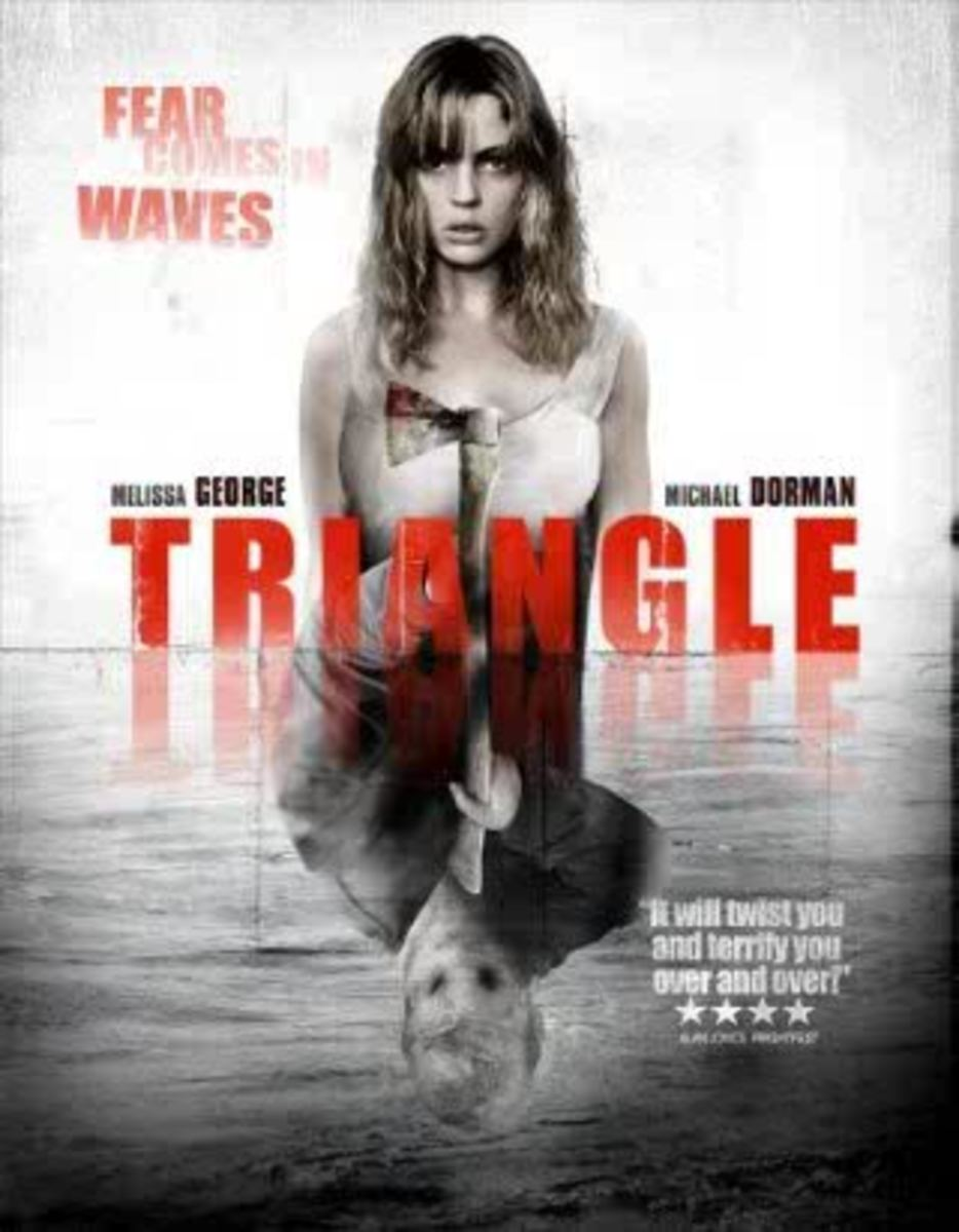 "A Review of Horror / Psychological Thriller Movie, ""Triangle"""