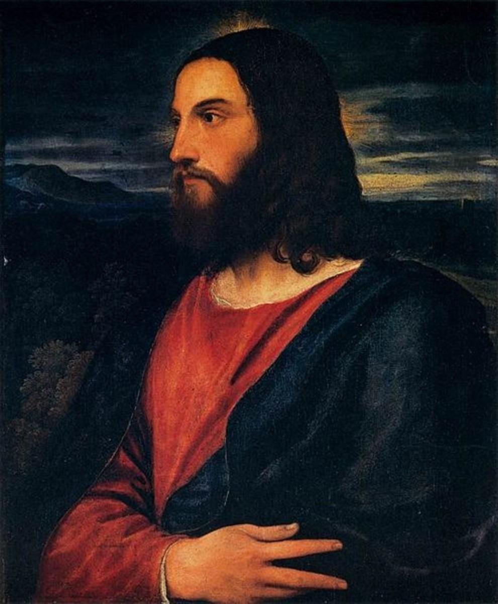Christ the Redeemer - Titian