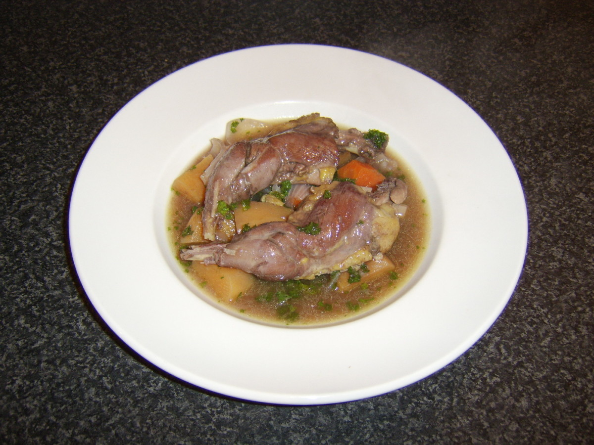 Faisan au Vin (Pheasant in Wine) is just one of the pheasant recipes you will find on this page