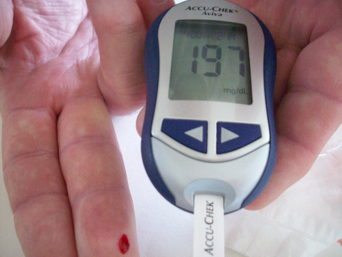 What to Do If You Are Diagnosed With Diabetes