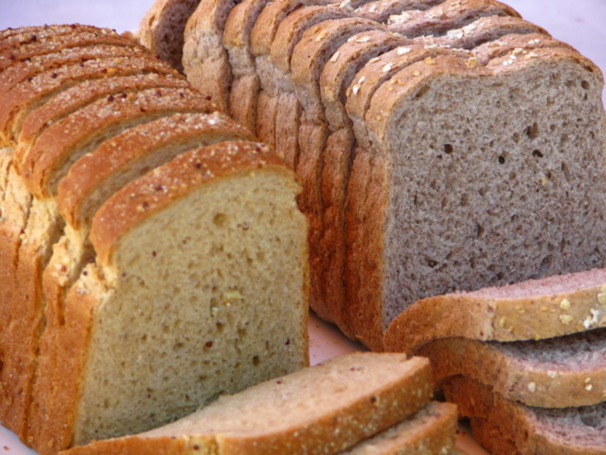 Why is soya flour in bread and what if you don't want it?
