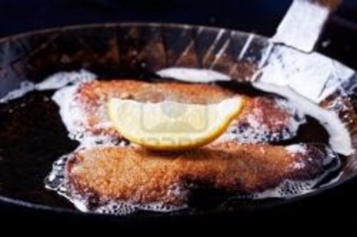 how to make schnitzel in the oven