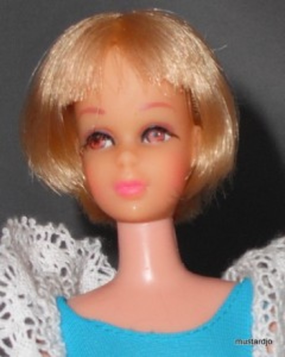 Francie Doll's Style: 1970