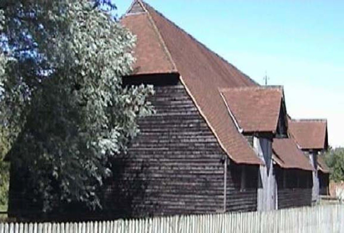 Prior Hall Barn, Essex