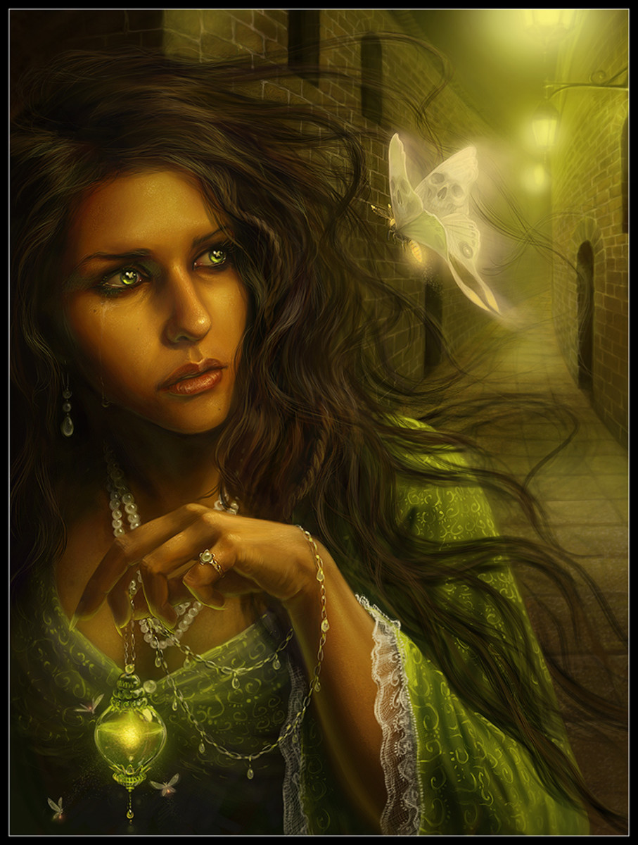 Pagan/Wiccan Gods & Goddesses: Morgan le Fay