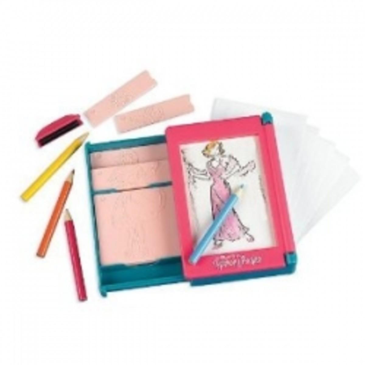 Schylling Pocket Fashion Designer old fashioned gifts for girls