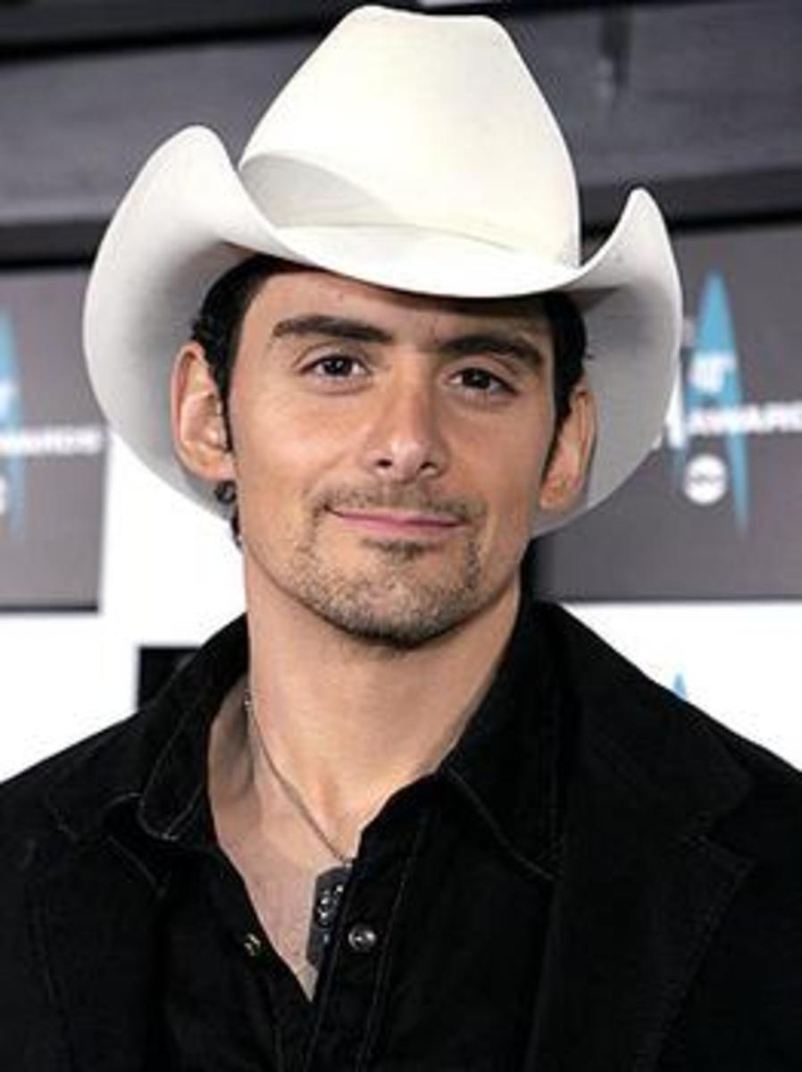 Open Letter to Brad Paisley - Country Music Star