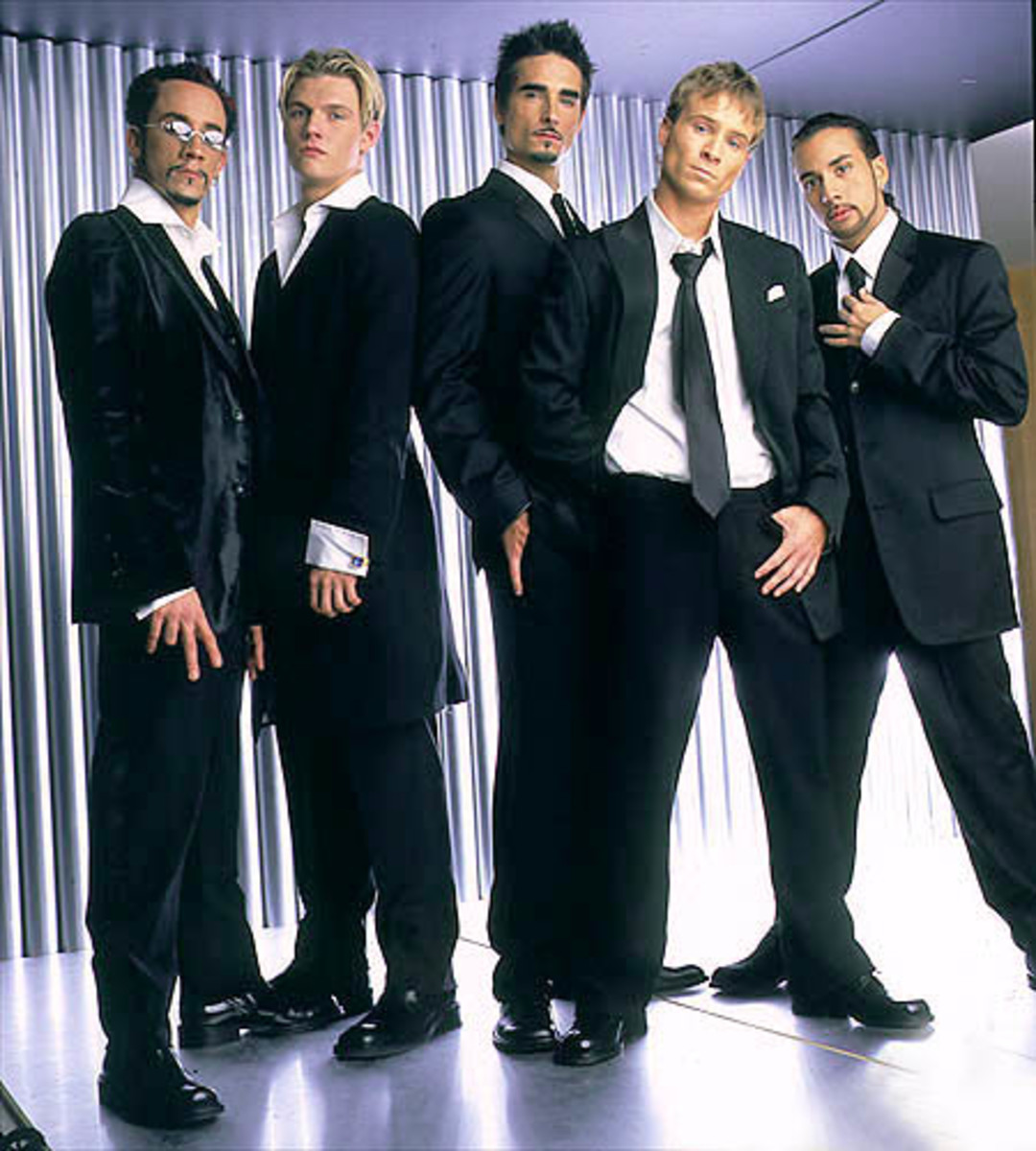 Open Letter to the Backstreet Boys