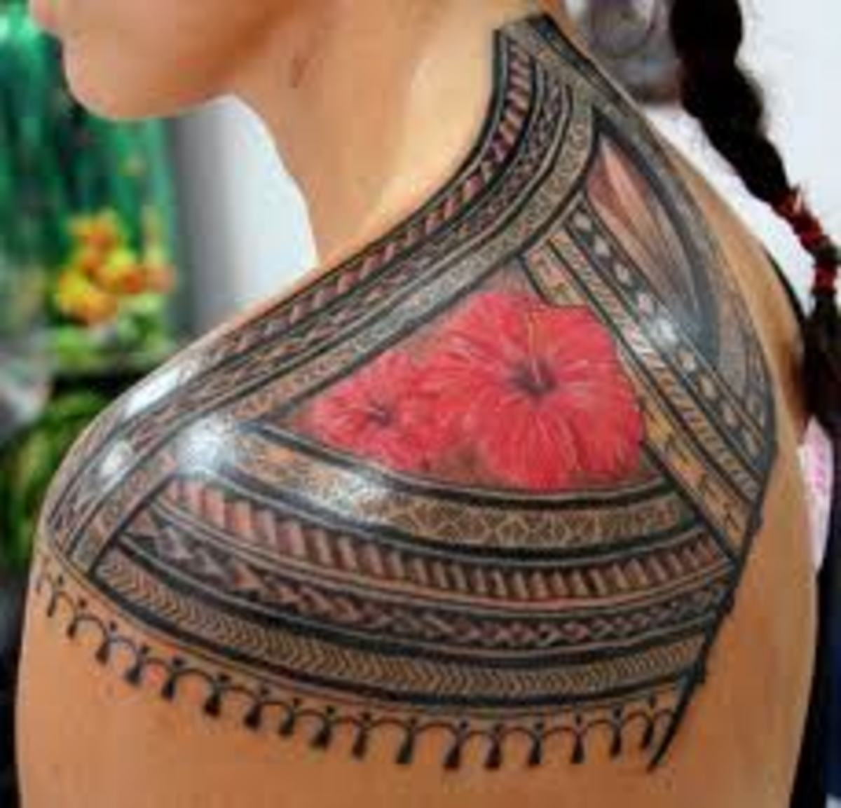 meaning tattoo band tribal solid Tattoo Meanings Men Ideas, Hawaiian Tattoos; And Women Tattoo History,