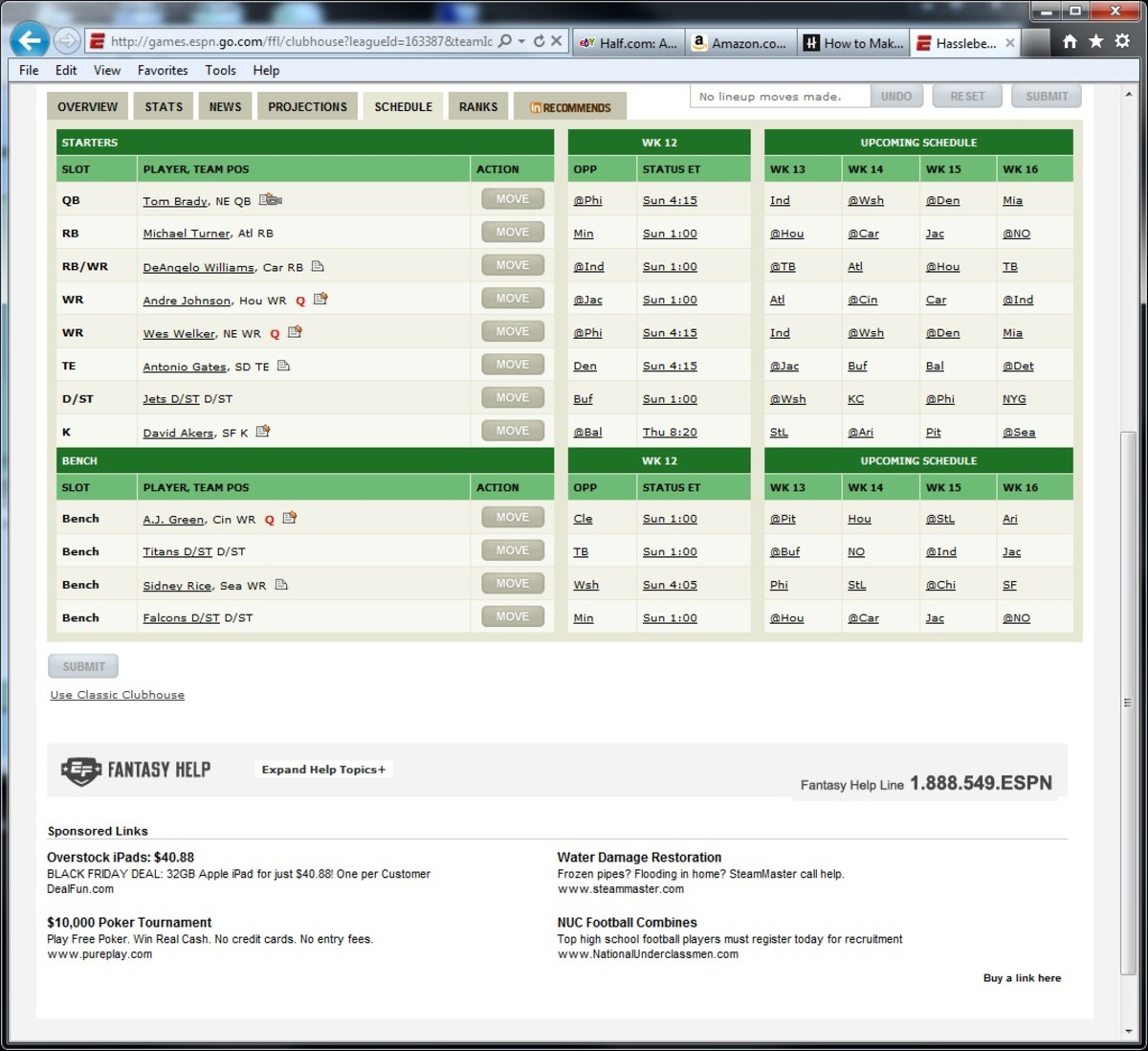 How to Make a Good Trade in Fantasy Football and Win Your League