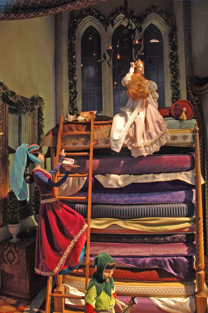 The Princess and the Pea - How to Expose a Fraud!
