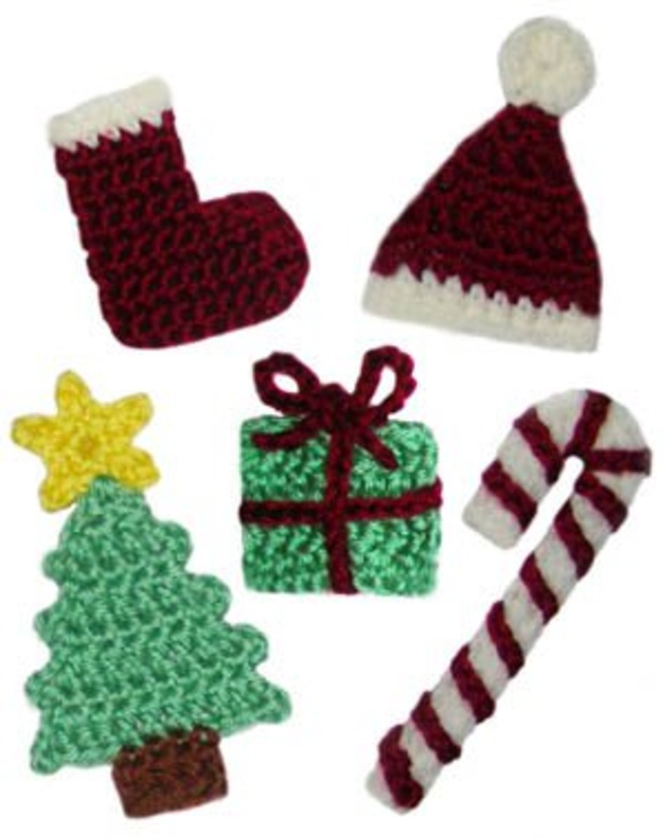 elf pattern; how to make a Christmas elf - Craft instructions