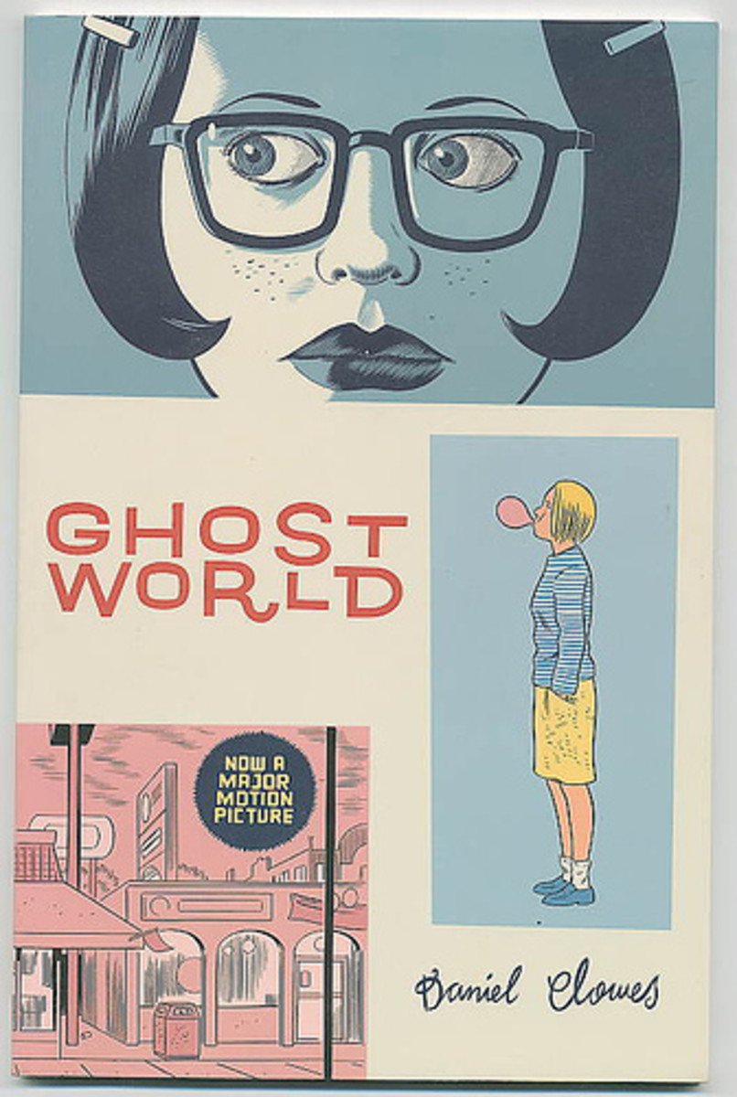 Daniel Clowes' Ghost World Analysis