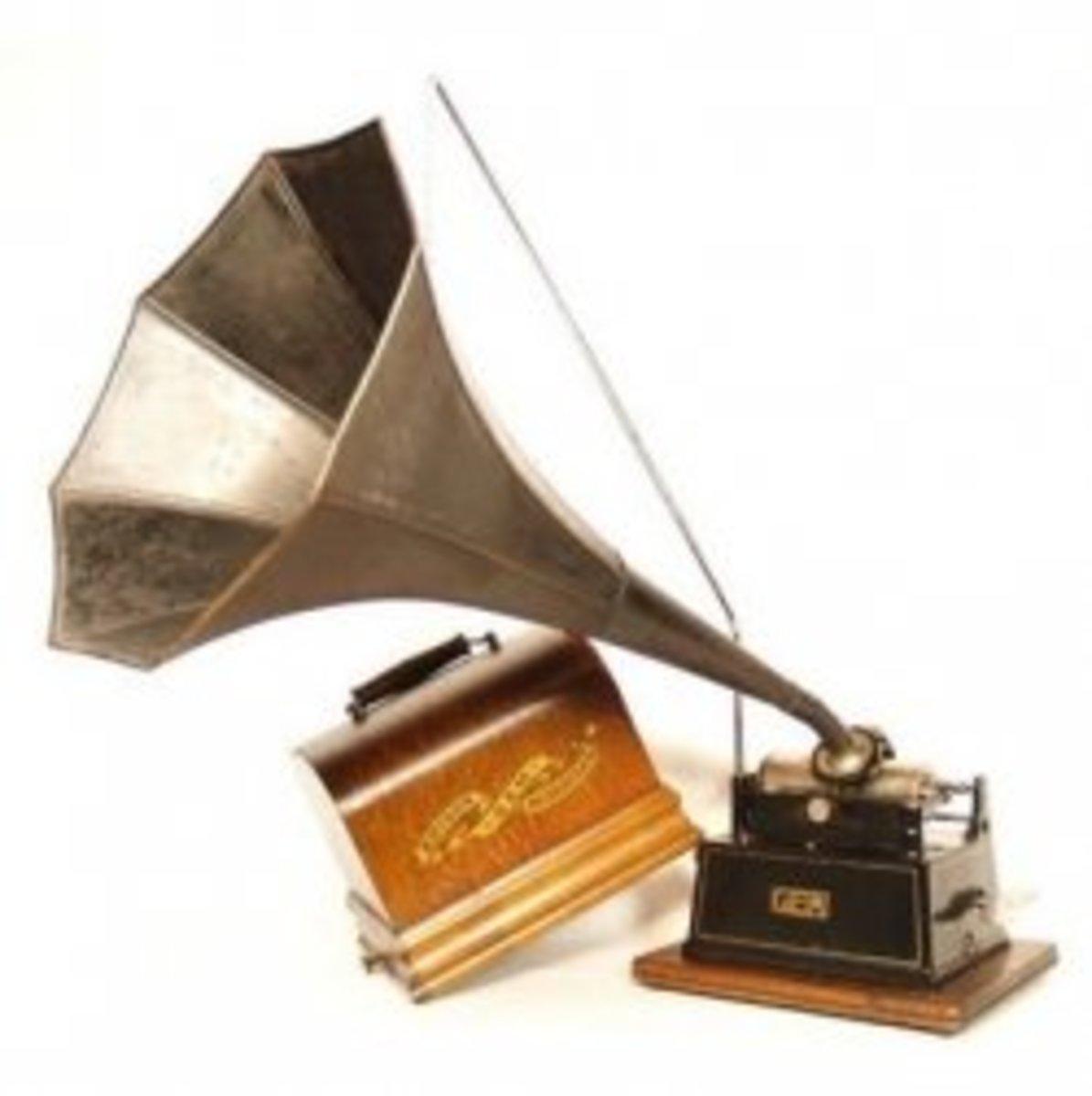 Antique Phonographs