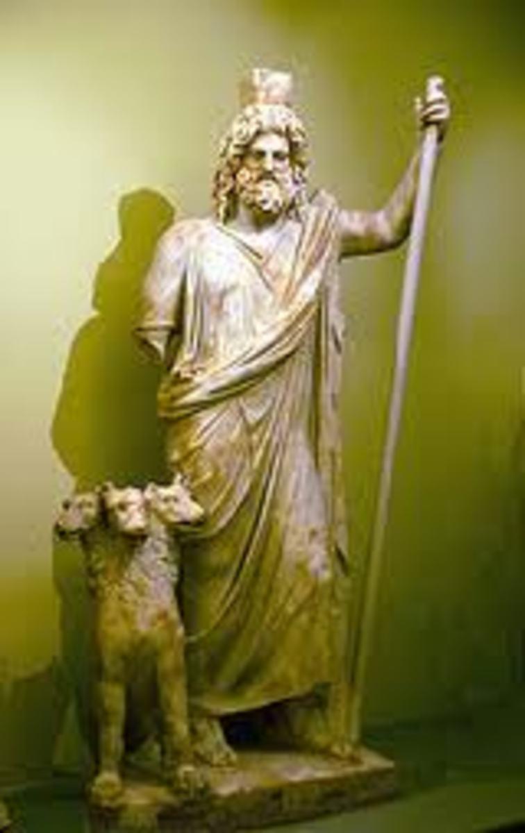 Hades - God of the Underworld