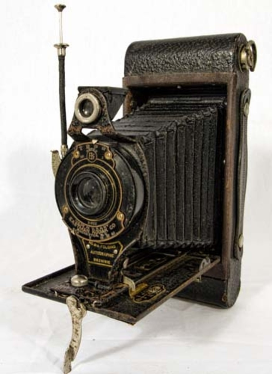 Eastman Kodak Autographic Brownie