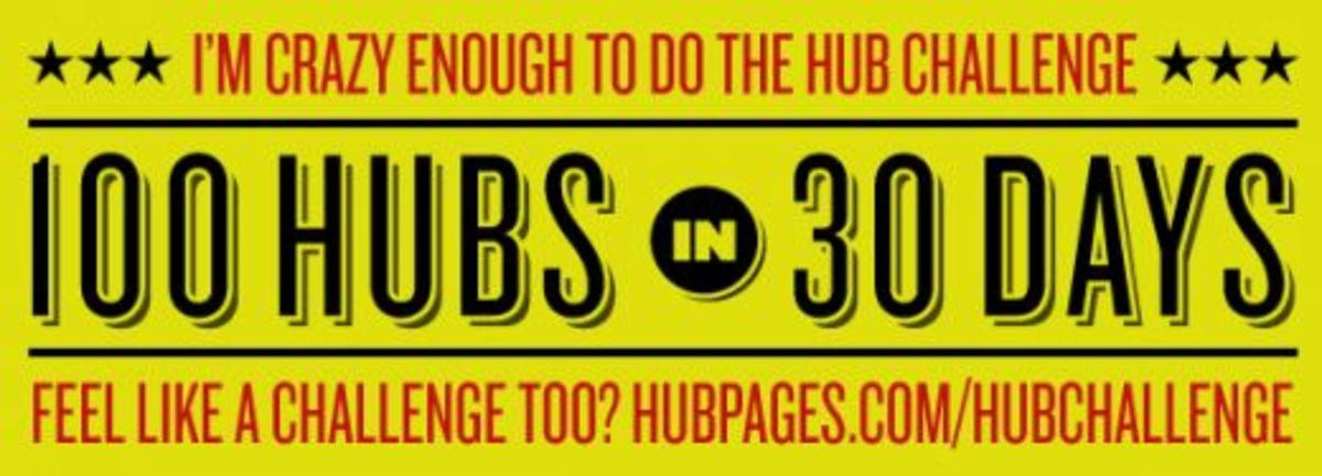 Day Twenty-five : Hub #61 of 100 Hubs in 30 Days