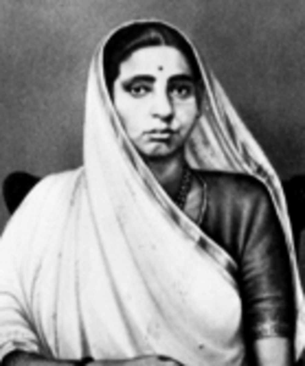 Putalibai, Mother of Gandhi