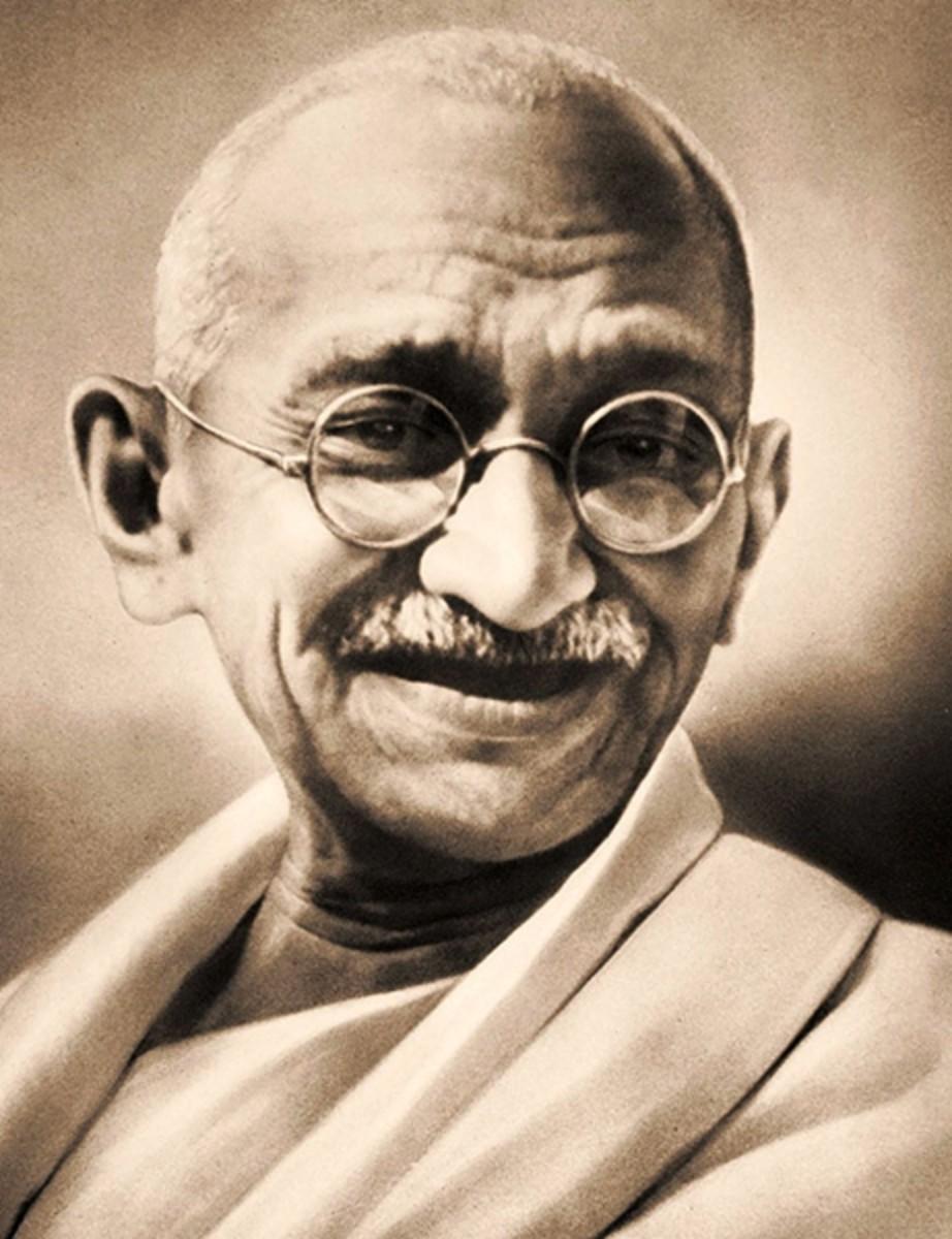 Mahatma Gandhi and Jainism