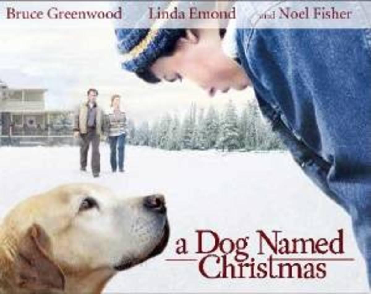 Hallmark A Dog Named Christmas