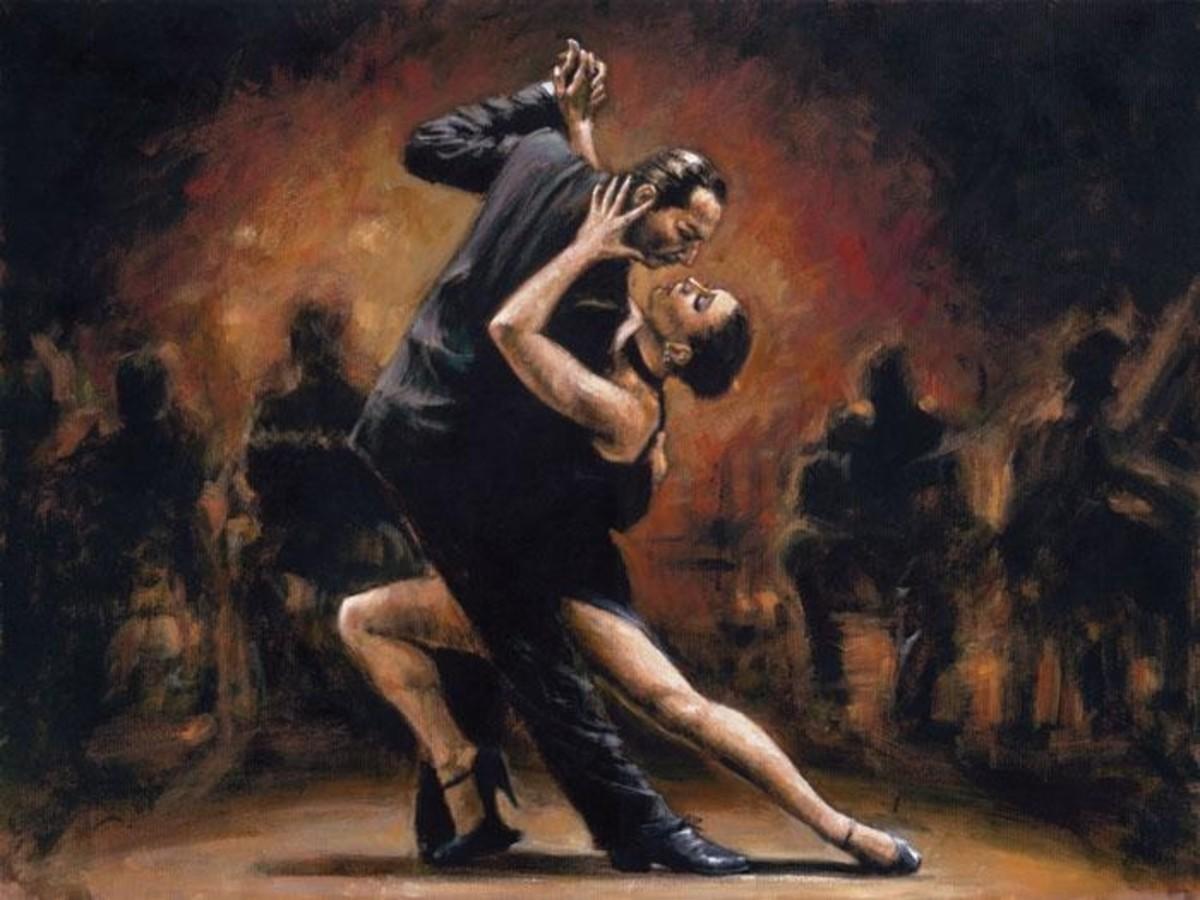 Tango II - Fabian Perez